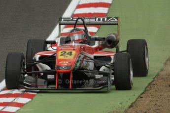 World © Octane Photographic Ltd. FIA European F3 Championship. Friday 17th May 2013. Prema Powerteam – Dallara F312 Mercedes – Lucas Auer. Digital Ref :