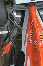World © Octane Photographic Ltd. Formula 1 Winter testing, Barcelona – Circuit de Catalunya, 21st February 2013. Sahara Force India VJM06 – Adrian Sutil. Digital Ref: 0578lw1d2944