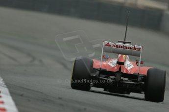 World © Octane Photographic Ltd. Formula 1 Winter testing, Barcelona – Circuit de Catalunya, 21st February 2013. Ferrari F138 - Fernando Alonso. Digital Ref: 0578lw1d3648