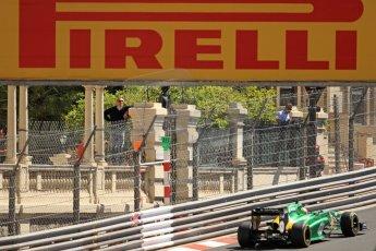 World © Octane Photographic Ltd. F1 Monaco GP, Monte Carlo - Saturday 25th May - Practice 3. Caterham F1 Team CT03 - Charles Pic. Digital Ref : 0707cb7d2228