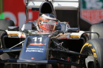 World © Octane Photographic Ltd. F1 Monaco GP, Monte Carlo - Saturday 25th May - Practice 3. Sauber C32 - Nico Hulkenberg. Digital Ref : 0707lw1d9538