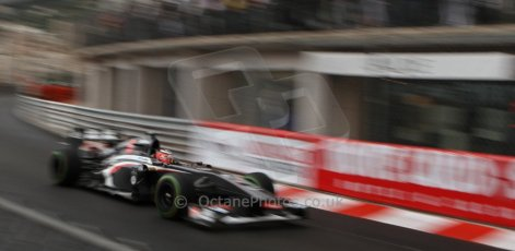 World © Octane Photographic Ltd. F1 Monaco GP, Monte Carlo - Saturday 25th May - Qualifying. Sauber C32 - Nico Hulkenberg. Digital Ref : 0708lw7d8566