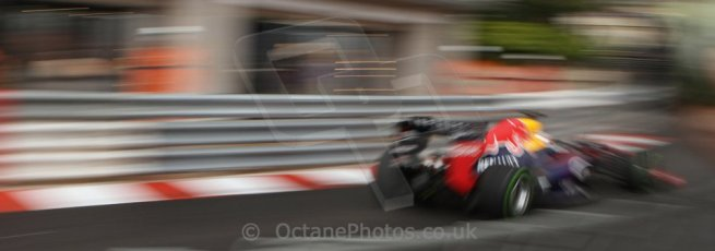 World © Octane Photographic Ltd. F1 Monaco GP, Monte Carlo - Saturday 25th May - Qualifying. Infiniti Red Bull Racing RB9 - Sebastian Vettel. Digital Ref : 0708lw7d8577