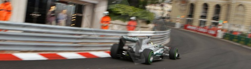 World © Octane Photographic Ltd. F1 Monaco GP, Monte Carlo - Saturday 25th May - Qualifying. Mercedes AMG Petronas F1 W04 - Nico Rosberg. Digital Ref : 0708lw7d8618