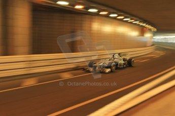 World © 2013 Octane Photographic Ltd. F1 Monaco GP, Monte Carlo -Thursday 23rd May 2013 - Practice 1. Mercedes - Nico Rosberg. Digital Ref : 0692lw1d6909