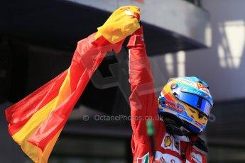 World © 2013 Octane Photographic Ltd. F1 Spanish GP, Circuit de Catalunya - Sunday 12th May 2013 - Race. Scuderia Ferrari F138 - Fernando Alonso. Digital Ref : 0674cb1d2764