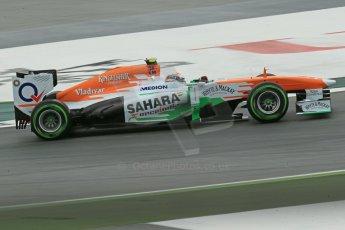 World © Octane Photographic Ltd. F1 Spanish GP, Circuit de Catalunya, Friday 10th May 2013. Practice 1. Digital Ref : 0659cb1d9071