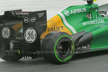 World © Octane Photographic Ltd. F1 Spanish GP, Circuit de Catalunya, Friday 10th May 2013. Practice 1. Giedo van der Garde - Caterham. Digital Ref : 0659cb1d9193