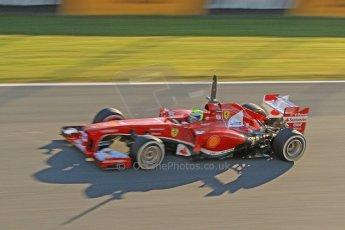 World © Octane Photographic Ltd. Formula 1 Winter Test Jerez – Day 1 – Tuesday 5th February 2013. Ferrari F138 – Felipe Massa. Digital Ref: 0571cb7d6597