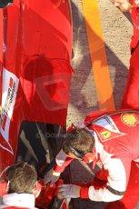 World © Octane Photographic Ltd. Formula 1 Winter Test Jerez – Day 1 – Tuesday 5th February 2013. Ferrari F138 – Felipe Massa. Digital Ref: 0571cb7d6669