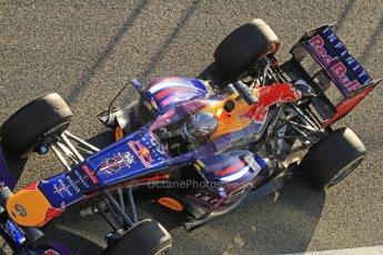 World © Octane Photographic Ltd. Formula 1 Winter testing, Jerez, 7th February 2013. Infiniti Red Bull Racing RB9, Sebastian Vettel. Digital Ref: 0573cb7d7244