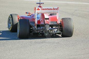 World © Octane Photographic Ltd. Formula 1 Winter testing, Jerez, 7th February 2013. Ferrari F138 – Felipe Massa. Digital Ref: 0573lw1d9630