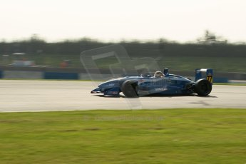 World © Octane Photographic Ltd. MSV F3 Cup, Donington Park, Qualifying 28th September 2013. Dallara F301 Opel Spiess, Dave Karaskas. Digital Ref : 0832lw1d8976