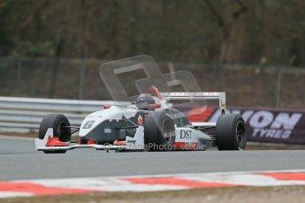 World © Octane Photographic Ltd. F3 Cup – Oulton Park - Race 1, Monday 1st April 2013. Chris Needham – DST Group Ltd. - Dallara F302. Digital Ref : 0624lw1d9824