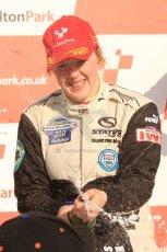 World © Octane Photographic Ltd. F3 Cup – Oulton Park, Monday 1st April 2013 – Race 2. Alice Powell – Mark Bailey Racing. Digital Ref : 0626lw7d3957