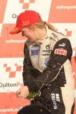 World © Octane Photographic Ltd. F3 Cup – Oulton Park, Monday 1st April 2013 – Race 2. Alice Powell – Mark Bailey Racing. Digital Ref : 0626lw7d3962