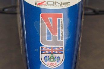 World © Octane Photographic Ltd. BRDC Formula 4 (F4) Championship, Silverstone, April 27th 2013. Digital Ref : 0642cb7d9302