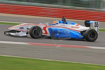 World © Octane Photographic Ltd. BRDC Formula 4 (F4) Championship, Silverstone, April 27th 2013. MSV F4-013, HHC Motorsport, Charlie Robertson. Digital Ref : 0642cb7d9396