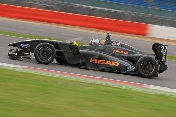 World © Octane Photographic Ltd. BRDC Formula 4 (F4) Championship, Silverstone, April 27th 2013. MSV F4-013, Team KBS, Falco Wauer. Digital Ref : 0642lw7d7035