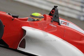 World © Octane Photographic Ltd. BRDC Formula 4 (F4) Championship, Silverstone, April 27th 2013. MSV F4-013, Hillspeed, Struan Moore. Digital Ref : 0642cb7d9545