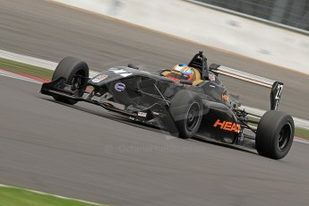 World © Octane Photographic Ltd. BRDC Formula 4 (F4) Championship, Silverstone, April 27th 2013. MSV F4-013, Team KBS, Falco Wauer. Digital Ref : 0642cb7d9588