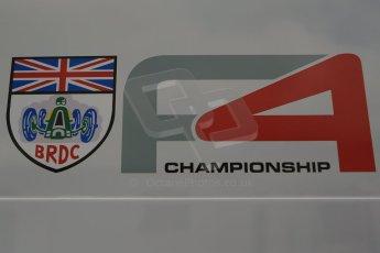 World © Octane Photographic Ltd. BRDC Formula 4 (F4) Championship, Silverstone, April 27th 2013. Digital Ref : 0642lw1d6201