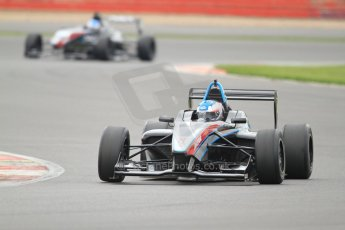 World © Octane Photographic Ltd. BRDC Formula 4 (F4) Championship, Silverstone, April 27th 2013. MSV F4-013, Sean Walkinshaw Racing, Matthew (Matty) Graham. Digital Ref : 0642lw7d6945