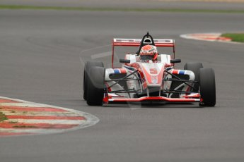 World © Octane Photographic Ltd. BRDC Formula 4 (F4) Championship, Silverstone, April 27th 2013. MSV F4-013, HHC Motorsport, Raoul Hyman. Digital Ref : 0642lw7d7109