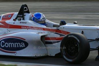 World © Octane Photographic Ltd. Brands Hatch, Qualifying, Sunday 24th November 2013. BRDC Formula 4 Winter Series, MSV F4-13, Will Palmer – HHC Motorsport. Digital Ref : 0866lw1d7249