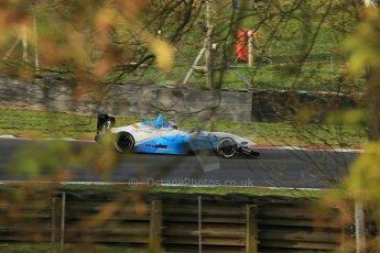 World © Octane Photographic Ltd. Brands Hatch, Qualifying, Sunday 24th November 2013. BRDC Formula 4 Winter Series, MSV F4-13, Matthew (Matty) Graham – Douglas Motorsport. Digital Ref : 0866lw1d7325