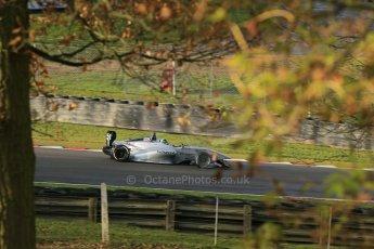 World © Octane Photographic Ltd. Brands Hatch, Qualifying, Sunday 24th November 2013. BRDC Formula 4 Winter Series, MSV F4-13,  – Kieran Vernon - Hillspeed. Digital Ref : 0866lw1d7340