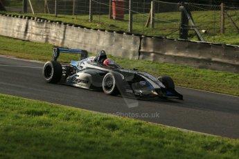 World © Octane Photographic Ltd. Brands Hatch, Qualifying, Sunday 24th November 2013. BRDC Formula 4 Winter Series, MSV F4-13, Falco Wauer – Enigma Motorsport. Digital Ref : 0866lw1d7348
