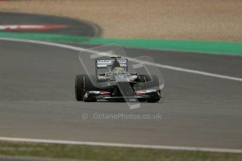 World © Octane Photographic Ltd. F1 German GP - Nurburgring. Friday 5th July 2013 - Practice two. Sauber C32 - Esteban Gutierrez. Digital Ref : 0741lw1d4923