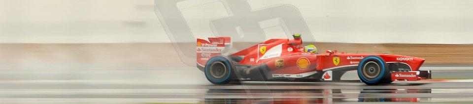 World © Octane Photographic Ltd. F1 British GP - Silverstone, Friday 28th June 2013 - Practice 1. Scuderia Ferrari F138 - Felipe Massa. Digital Ref : 0724ce1d6481