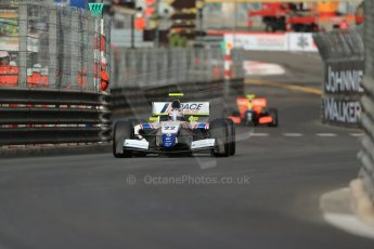 World © Octane Photographic Ltd. World Series by Renault (WSR) Monaco – Monte-Carlo. P1 by Strakka Racing – Matias Laine. Saturday 25th May 2013. Digital Ref : 0710lw1d9128