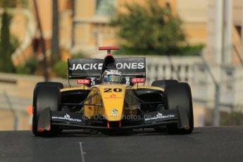 World © Octane Photographic Ltd. World Series by Renault (WSR) Monaco – Monte-Carlo. DAMS – Kevin Magnussen. Saturday 25th May 2013. Digital Ref : 0710lw1d9297