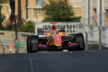 World © Octane Photographic Ltd. World Series by Renault (WSR) Monaco – Monte-Carlo. Fortec Motorsports – Stoffel Vandoorne. Saturday 25th May 2013. Digital Ref : 0710lw1d9303