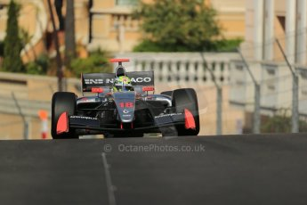 World © Octane Photographic Ltd. World Series by Renault (WSR) Monaco – Monte-Carlo. International Draco Racing – Nico Muller. Saturday 25th May 2013. Digital Ref : 0710lw1d9401