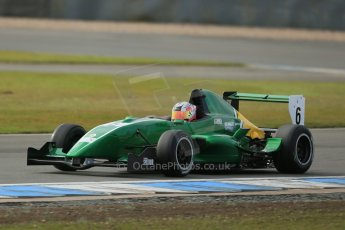 World © Octane Photographic Ltd. 2013 Protyre Formula Renault Championship – Donington Park, Sunday 14th April 2013, Qualifying. Weiron Tan - Fortec Motorsports, Caterham Academy. Digital ref : 0633lw1d2751