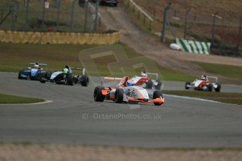 World © Octane Photographic Ltd. 2013 Protyre Formula Renault Championship – Donington Park, Sunday 14th April 2013 - Race 2. Chris Middlehurst - MGR Motorsport. Digital ref : 0635lw1d3492