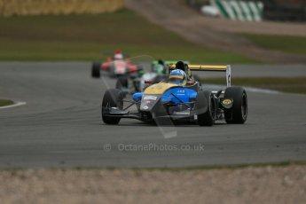 World © Octane Photographic Ltd. 2013 Protyre Formula Renault Championship – Donington Park, Sunday 14th April 2013 - Race 2. Matteo Ferrer - MGR Motorsport. Digital ref :0635lw1d3532