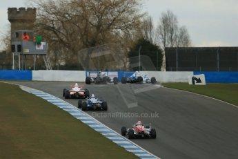 World © Octane Photographic Ltd. 2013 Protyre Formula Renault Championship – Donington Park, Sunday 14th April 2013 - Race 2.  Digital ref : 0635lw1d3859