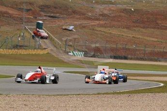 World © Octane Photographic Ltd. 2013 Protyre Formula Renault Championship – Donington Park, Sunday 14th April 2013 - Race 2. Jake Cook - Hillspeed. Digital ref : 0635lw7d5342