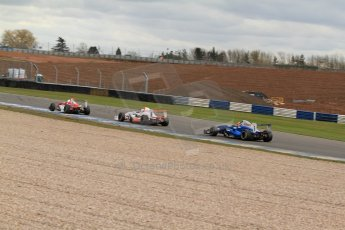 World © Octane Photographic Ltd. 2013 Protyre Formula Renault Championship – Donington Park, Sunday 14th April 2013 - Race 2. Digital ref : 0635lw7d5357