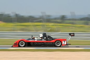 World © Octane Photographic Ltd. Donington Park General Testing July 11th 2013. Anders Fredricsson. Digital Ref : 0751lw7d3471