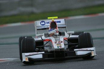 World © Octane Photographic Ltd. GP2 Winter testing, Barcelona, Circuit de Catalunya, 6th March 2013. ART Grand Prix – Daniel Abt. Digital Ref: 0586lw1d2332
