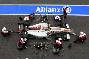 World © Octane Photographic Ltd. GP2 Winter testing, Barcelona, Circuit de Catalunya, 6th March 2013. ART Grand Prix – James Calado. Digital Ref: 0586lw7d1830