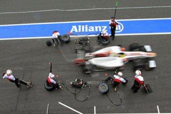 World © Octane Photographic Ltd. GP2 Winter testing, Barcelona, Circuit de Catalunya, 6th March 2013. ART Grand Prix – James Calado. Digital Ref: 0586lw7d1840