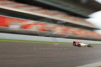 World © Octane Photographic Ltd. GP2 Winter testing, Barcelona, Circuit de Catalunya, 6th March 2013. ART Grand Prix – Daniel Abt. Digital Ref: 0586lw7d1876
