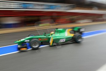 World © Octane Photographic Ltd. GP2 Winter testing, Barcelona, Circuit de Catalunya, 6th March 2013. Caterham Racing – Sergio Canamasas. Digital Ref: 0586lw7d1919